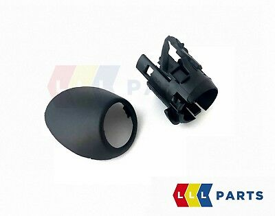 Bmw Genuine X5 E53 00-06 Rear Pdc Parking Sensor Outer Left N/S Cover + Support