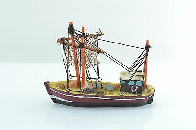 Fishing Boat Hand Made N Scale (N9)