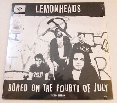 """The Lemonheads - Bored on the 4th of July The BBC Session COLOURED LIMITED 12"""""""