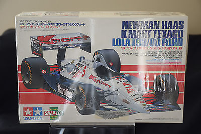 TAMIYA Lola T93/00 Ford - 1/20 Scale - 1993 - NEW - COMPLETE - BOX OPENED