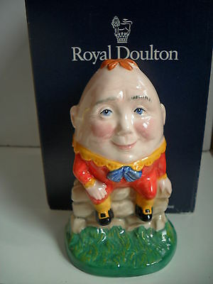 Royal Doulton Large Humpty Dumpty Limited Edition Boxed