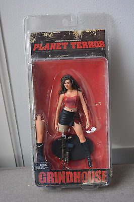 Planet Terror Grindhouse Action Figure - Cherry Darling