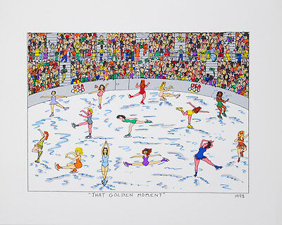 James Rizzi - That Golden Moment - 1998