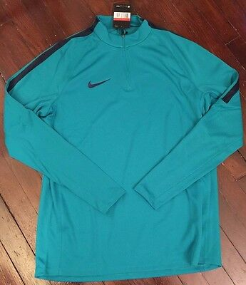 Nike Dri-FIT Football Quarter-Zip Drill Top