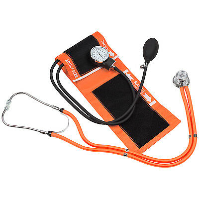 Blood Pressure with cuff with Stethoscope