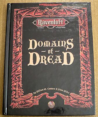 Ravenloft Domains of Dread Campaign AD&D