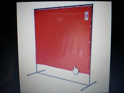 T-261 Welding Curtain  FRAME ONLY