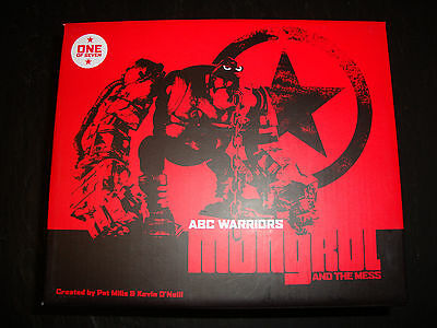 3A THREEA ASHLEY WOOD MONGROL & THE MESS 1:12th 2000AD ABC WARRIORS UNOPENED MIB