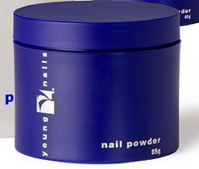 YOUNG NAILS ACRYLIC CORE POWDERS 85g.  FAST SHIPPING !!