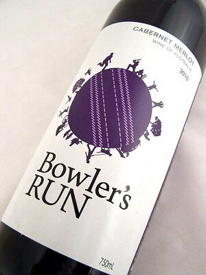 2010 BOWLERS RUN Cabernet Merlot Isle of Wine