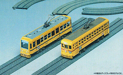 Greenmax No.2154 Tram with tramway (1/150 N scale)