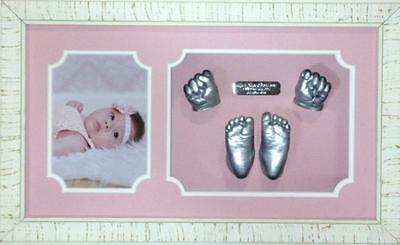 "10x20"" Custom made Shadow-box display. Includes FREE Casting Kit & Gift"