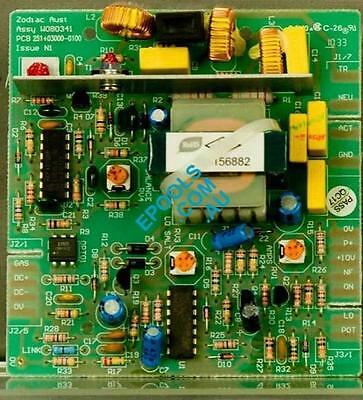 Clearwater  Zodiac C Series Main PCB c/w Circuit Breaker For C140, C170 and C200