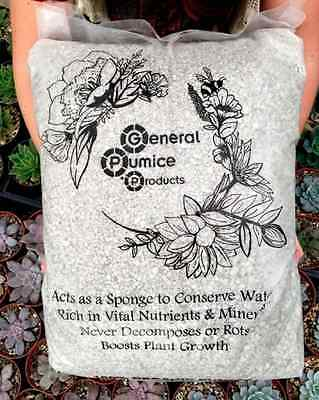 15lb. Bag Garden Pumice (4 Sizes Available) FREE SHIPPING!