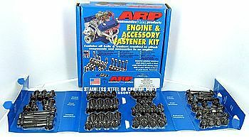 Arp Engine & Accessory Fastener Kit 535-9701 Chevy 396 454  Black Oxide