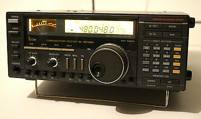 ICOM IC-R7100 Wideband Receiver & CT-17 Interface / PC Converter / Free Shipping