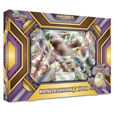 POKEMON TCG Kangaskhan EX Box - Trading Card Game