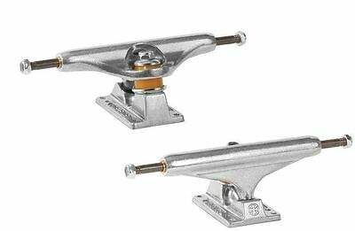Independent Stage Xi Raw Set Of 2 Skateboard Trucks Free Delivery Australia