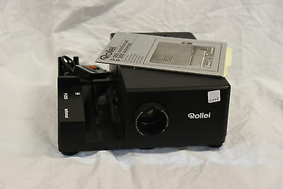 Rollei Automat P355 Slide Projector with Manual