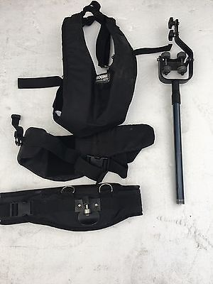Boom Audio HD Harness with Kit Cool Boompole Support