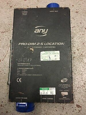 Anytronics Pro-dim Location 10 (16A In & Out)