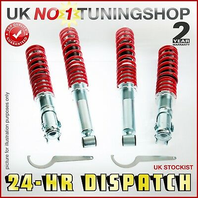 Budget Line Coilover Kit - Coilovers For Vw Golf Mk4