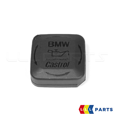 Bmw New 1 3 5 6 7 X3 X5 Genuine Oil Filter Engine Bay Cap For Oil Filler 7509328