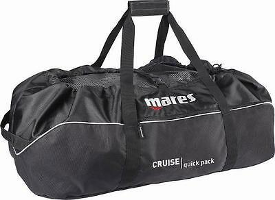 Mares Cruise Quick Pack Fold Away Dive Bag Large Scuba Diving
