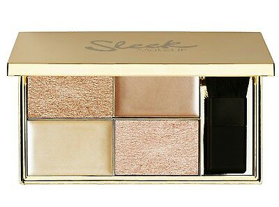 *New* Sleek MakeUp Highlighting Palette Cleopatra's Kiss Boxed Sealed Authentic