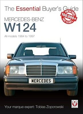 Mercedes-Benz W124 - All models 1984-1997 essential buyers guide book paper