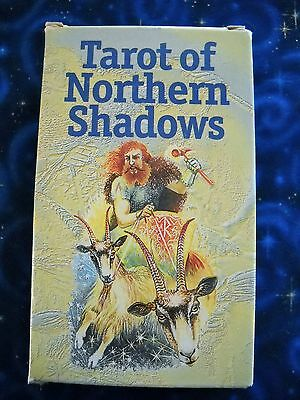 Vintage Tarot of the Northern Shadows single replacement tarot cards 1997