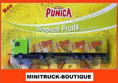 PUNICA - Tropical Fruits +++ MB Actros-SZ