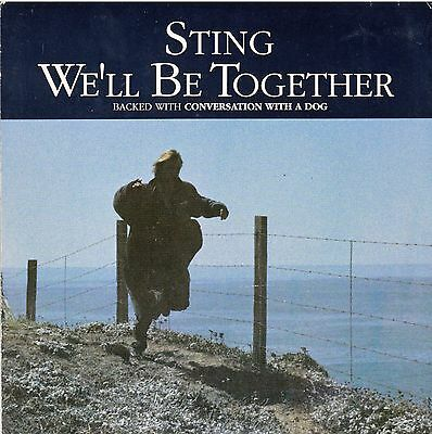 "45 T Sp Sting ""We'll Be Together"""