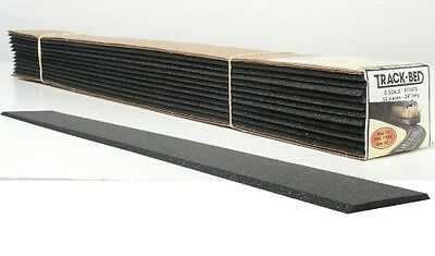 Woodland Scenics [WOO] O Track-Bed Strips (12) ST1473 WOOST1473