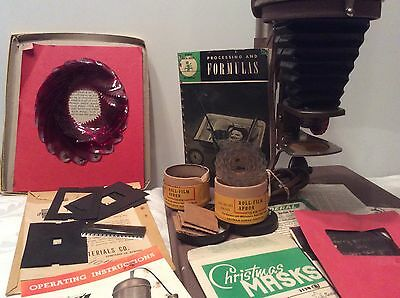Federal photo enlarger model 269 (CEE)