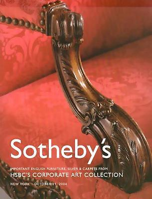 Sotheby's // HSBC'S Corp. Fine Art-n-Antique Collection Auction Catalog 2004