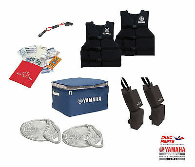 YAMAHA OEM WaveRunner Starter Kit MWV-START-KT-08 Personal Watercraft Supplies!