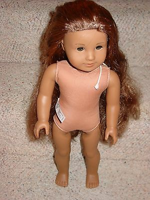 2011 American Girl Doll Of The Year Kanani Long Brown Hair Beautiful