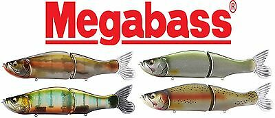 "Megabass I Slide 262T - Hard Body Glide Swimbait 10 1/3"" (26Cm) Fishing Lure"