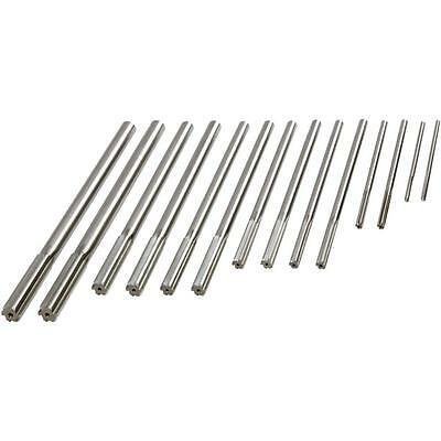 Grizzly H5603 - Over/Under Chucking Reamer 14 pc. Set