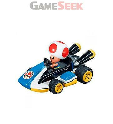 Pull And Speed Car 1:43 - Nintendo Mario Kart 8: Toad - 19318 - Gaming Figures