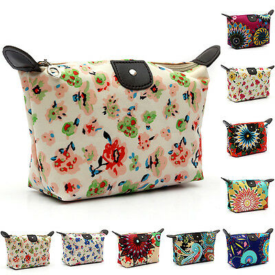 New Travel Organizer Accessory Toiletry Cosmetic Make Up Holder Case Bag Pouch