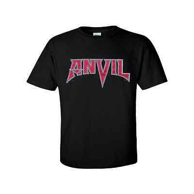 ANVIL T-Shirt Anvil CLASSIC LOGO ♫ Canadian Heavy Metal ♫ Lips ♫ Rob Pure ♫