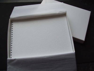 New Plain White Decorate Your Own Guest Book And Box