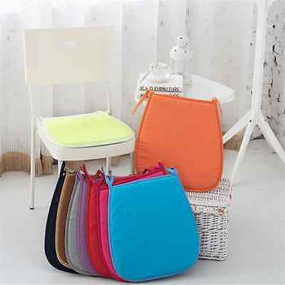 Indoor Outdoor Dining Garden Patio Home Kitchen Office Chair Seat Pads Cushion B