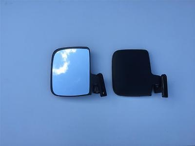 Side Mirrors. Universal Design Fits All Golf Cars. Golf Carts