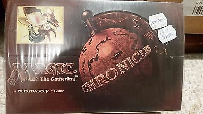 MTG Chronicles Booster Box, NEW, Factory Sealed, English, Box of 45 Boosters