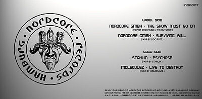 """NORDCORE Records 07 12"""" - NORD07"""