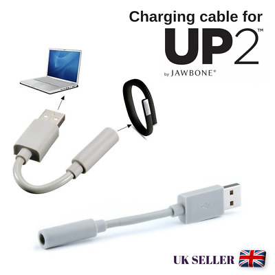 USB Charging Cable Lead for Jawbone UP and Up 2 Bracelet Armband Data Charger
