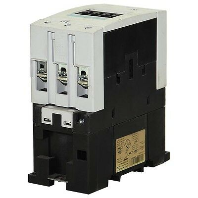3Rt1044-1Bb40 Siemens Contactor 100A W/ 24V Dc Coil--Ses